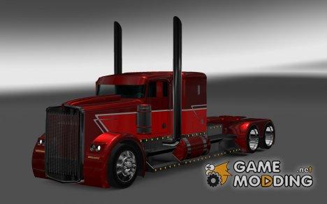 Kenworth Phantom для Euro Truck Simulator 2