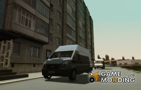 Ford Transit 2-Gen (Грузовой) for GTA San Andreas