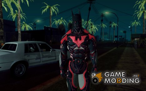 Batman Beyond 2014 for GTA San Andreas