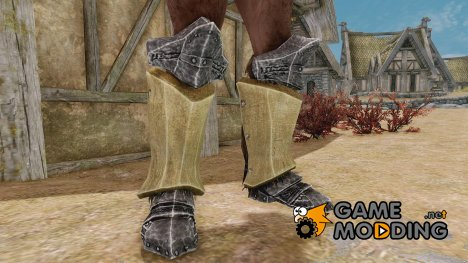 The Legend of Zelda - The Iron Boots for TES V Skyrim