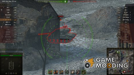 Battle Assistant для World of Tanks