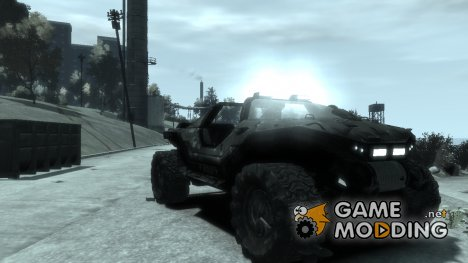 "UNSC M12 ""Warthog"" from Halo Reach for GTA 4"