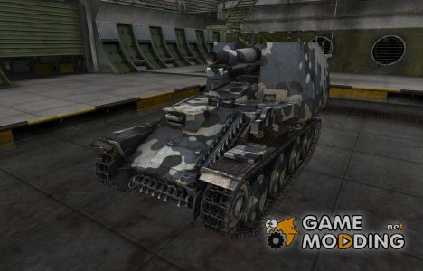 Немецкий танк Grille для World of Tanks