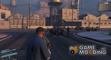 Провокатор v2.0 для GTA 5