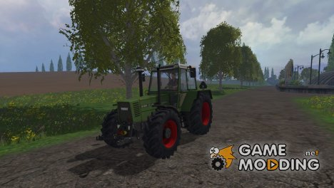 Fendt Favorit 615 for Farming Simulator 2015