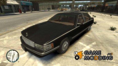 1995 Cadillac De Ville for GTA 4