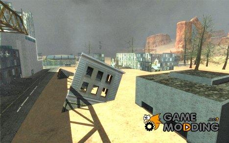 Чернобыль MOD v1 for GTA San Andreas