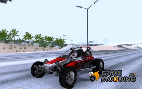 XCelerator CD 2.0 XL v2.0 для GTA San Andreas