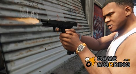 Glock 18C (Animated) for GTA 5