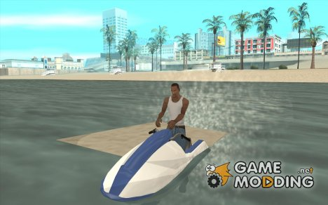 VCS Jetski for GTA San Andreas