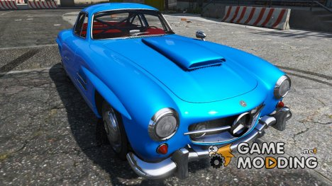 1954 Mercedes-Benz 300 SL Gullwing для GTA 5
