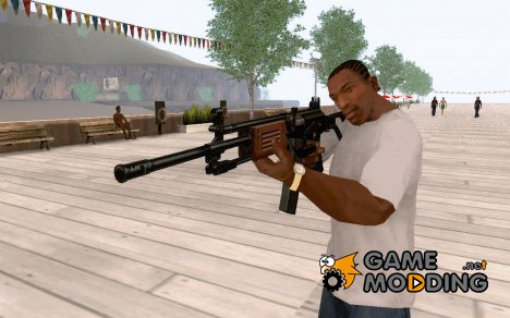 Galil for GTA San Andreas