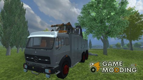 Mercedes-Benz NG 1632 Abschlepper for Farming Simulator 2013