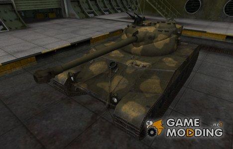 Исторический камуфляж Bat Chatillon 25 t for World of Tanks