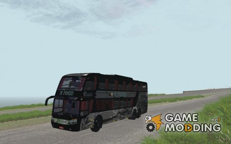 Marcopolo g6 1800 Skin Di Fonzo Autolinee for GTA San Andreas