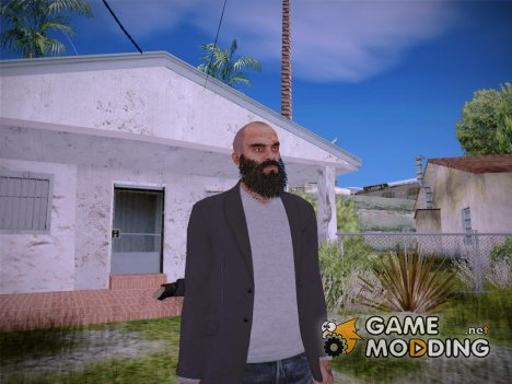 Trevor V2 HD GTA V for GTA San Andreas