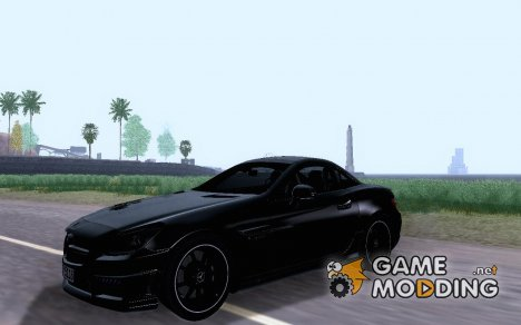 Mercedes-Benz SLK55 AMG 2012 for GTA San Andreas