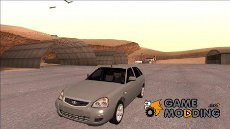 Лада Приора хэтчбек for GTA San Andreas