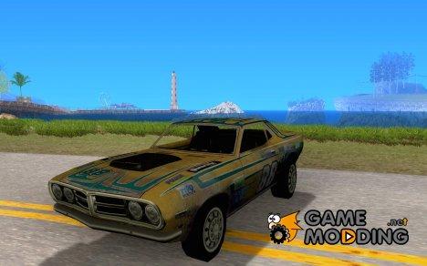 Pontiac Ventura 1971 for GTA San Andreas