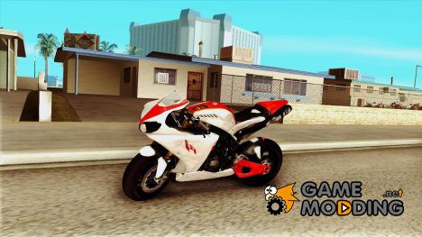 Yamaha YZF R1 for GTA San Andreas