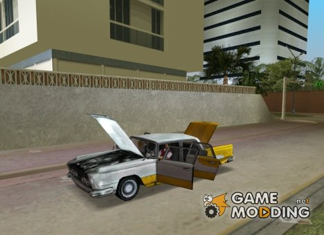 Open component for GTA Vice City