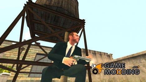 Colt Python v.2 для GTA 4