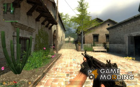 Camo-Galil for Counter-Strike Source