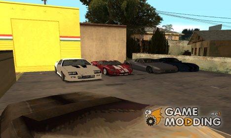 Реальные прототипы машин, или просто HD for GTA San Andreas