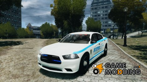 Dodge Charger NYPD 2012 для GTA 4