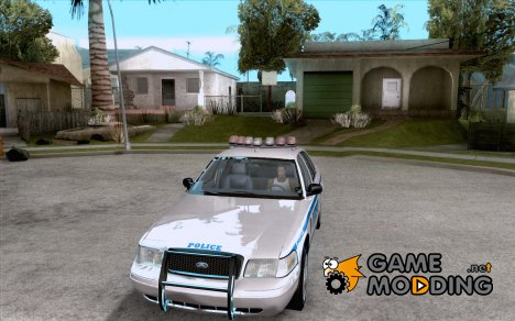 Ford Crown Victoria NYPD Police for GTA San Andreas