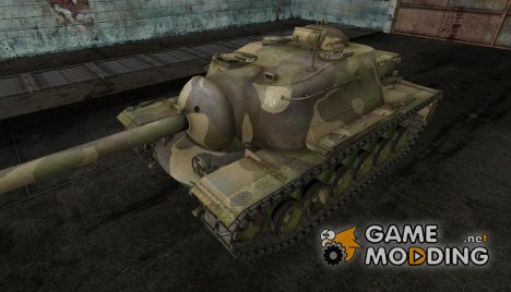 Шкурка для T110E3 для World of Tanks