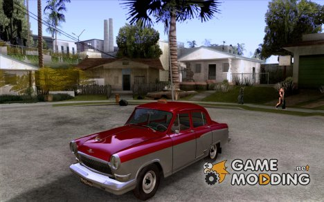 ГАЗ М21Т Такси for GTA San Andreas