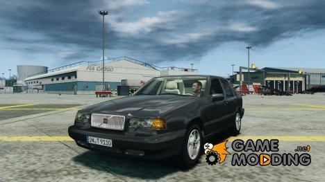 Volvo 850 Turbo 1997 for GTA 4