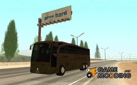 Mercedes-Benz Travego Tur-bus for GTA San Andreas