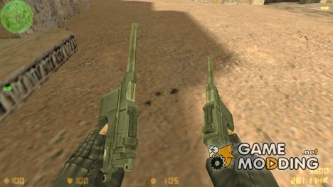 Dual Mausers Elite for Counter-Strike 1.6