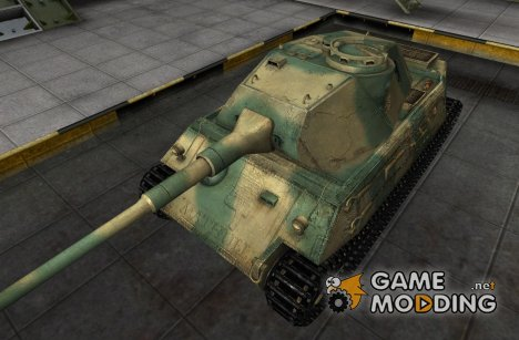 Шкурка для VK4502(P) Ausf. A for World of Tanks