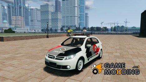 Volkswagen Gol G5 PMSP for GTA 4