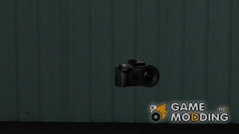 Nikon D600 для GTA Vice City