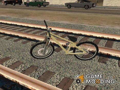 Пак велосипедов v.3 для GTA San Andreas