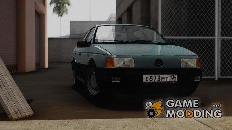 VW Passat B3 v2 RUS Plates IVF for GTA San Andreas