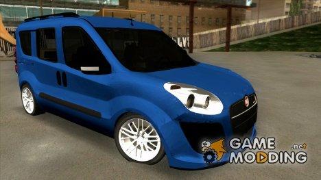 Fiat Doblo 2010 for GTA San Andreas