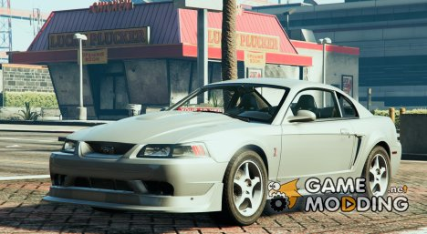 2000 Ford Mustang Cobra R for GTA 5