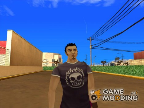 Ramiro Cruz (Total Overdose) for GTA San Andreas