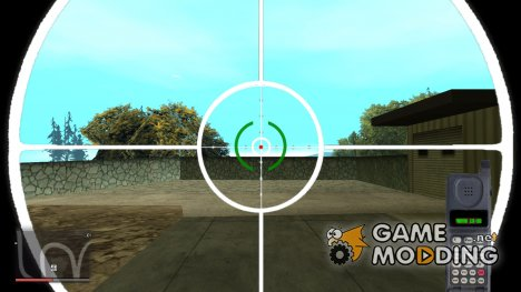 GTA V HUD by DK22Pac (SA Style) v2 for GTA San Andreas