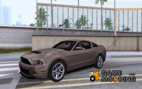 2010 Ford Shelby GT500 for GTA San Andreas