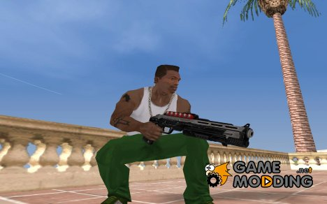 Shotgun from Deadpool для GTA San Andreas