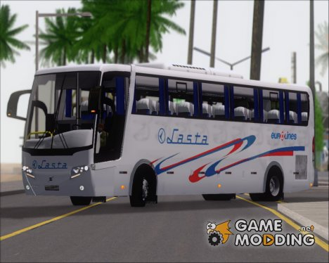 Busscar Elegance 340 Lasta Eurolines для GTA San Andreas