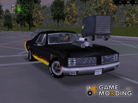 Real Diablo Stallion for GTA 3
