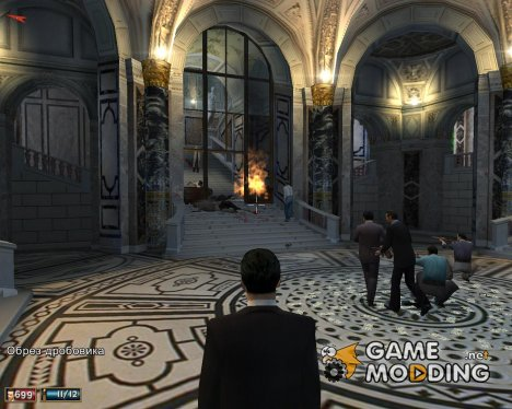 Death Match Gallery для Mafia: The City of Lost Heaven