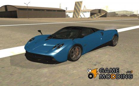 Pagani Huayra v3.0  2013 for GTA San Andreas